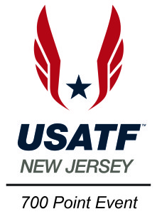 USATF logo for events
